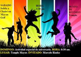Resultado De Imagen De Invitaciones Para Jovenes Cristianos