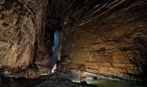 Er Wang Dong Cave China THE EARTH Pinterest - Er wang dong cave china large weather system