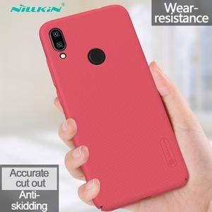 Xiaomi Redmi Note 7 Case Casing Nillkin Frosted Pc Hard Back Cover Case Forros Para Celulares Fundas Moviles Fundas