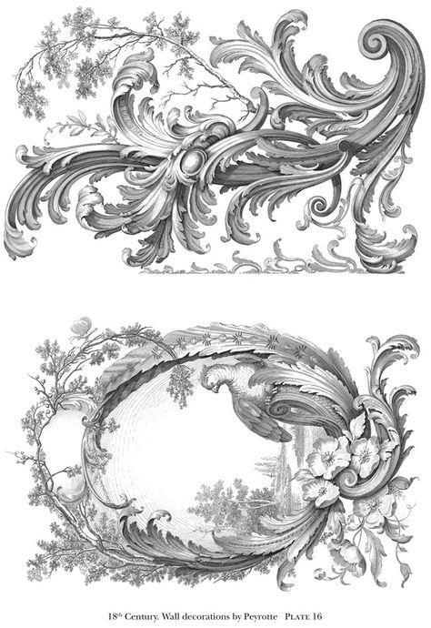 Dover Design Sampler Fantastic Ornament Series Two 118 Designs And Motifs Ornaments Design Filigree Design Art