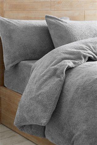 Buy Super Soft Fleece Bed Set From Next Ireland Cosy Bed Beige Bed Linen Bed Linen Australia