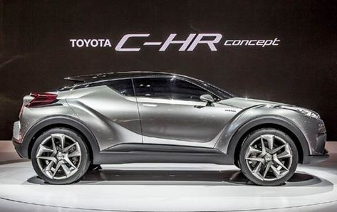2020 Toyota C-HR: News, Design, Specs, Price >> Pinterest