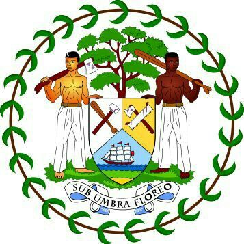 Pin De Amarildo Silva Em Brasao Bandeira De Belize Brasao De Armas Brasao