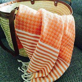 Fouta Tunisienne De Plage Canape Jetes De Lit Fouta Grande Taille Weaving Tea Towels Towel