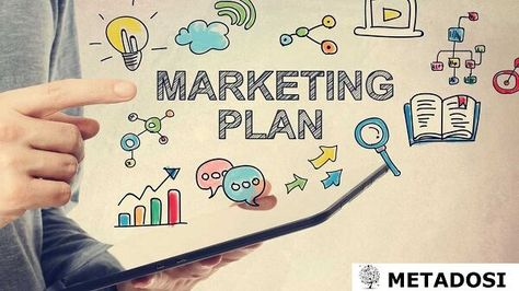Créer un plan de marketing digital en 6 étapes (modèle de marketing) - METADOSI