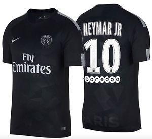 newest 151a8 11d71 Authentic Official NIKE PSG Paris Saint Germain 17-18 Home ...