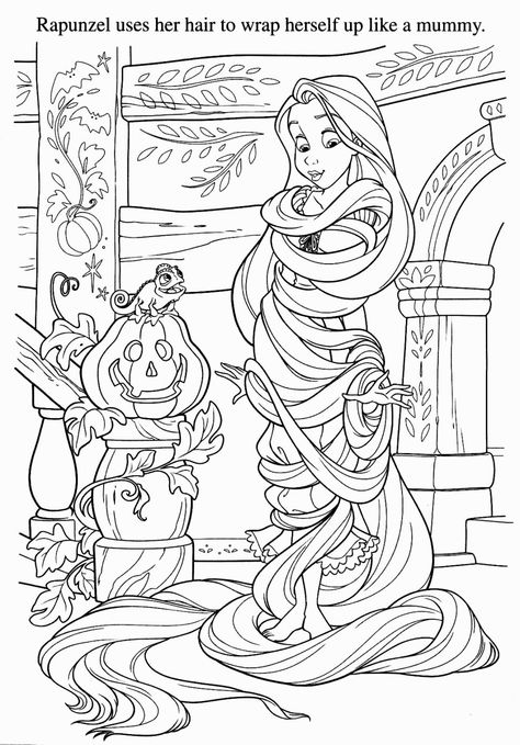 Tangled Coloring