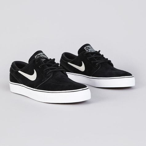 buy popular ee3d4 16daf Nike SB Stefan Janoski Black  Black - tenis mujer shoes