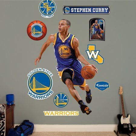 timeless design 137b4 b78a3 Stephen Curry  Stand Out - Life-Size Officially Licensed NBA Foam Core  Standee   sports related   Golden State Warriors, Basketball birthday, ...