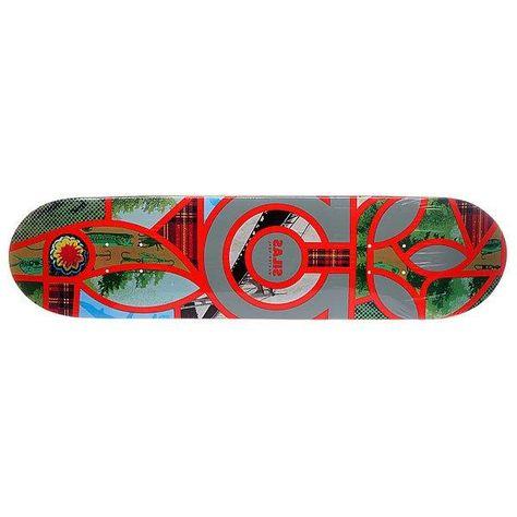 Дека для скейтборда для скейтборда Habitat Su5 Syvanen Raptor Beige 32.25 x 8.125 (20.6 см)