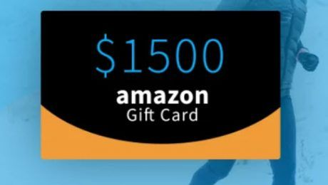 1500 Amazon Gift Card Giveaway This Giveaway Ends December 31st