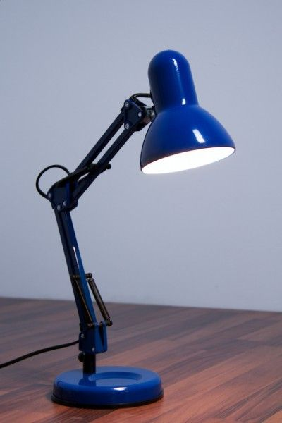 Kinder Schreibtischlampe Blau Schreibtischlampe Kleine Schreibtischlampe Lampe
