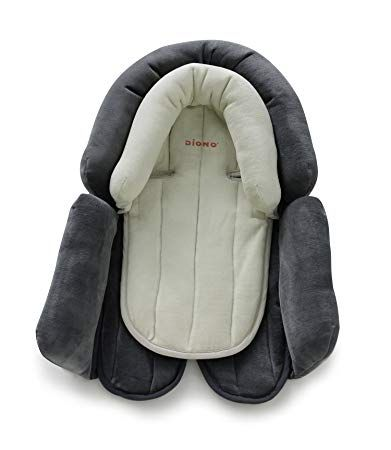 NEW Diono Cuddle Soft Newborn Baby Head And Body Support Car Seat Insert new