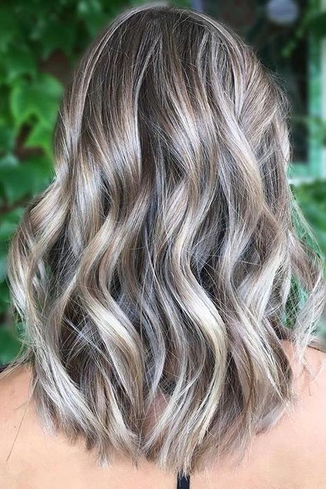 Ash Blonde Hair Colors We Love Ash Blonde Hair Colour Spring Hair Color Dark Hair With Highlights