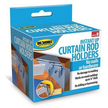 Home Curtain Rod Holders Curtain Rods Curtain Holder