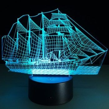 Inspiration Image For Titanic From Director Brian Clowdus Sptitanic Titanic Led Night Light Night Light 3d Led Light