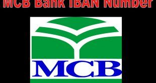 Mcb Bank Iban Number Commercial Bank Commercial Numbers