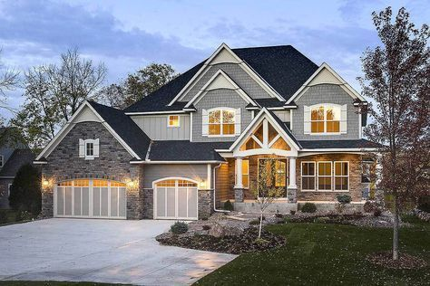 Open Space Architecture Craftsman House Plans Craftsman House Craftsman House Plan