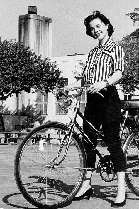 Natalie Wood, 1956.