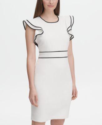 tommy hilfiger sheath dress