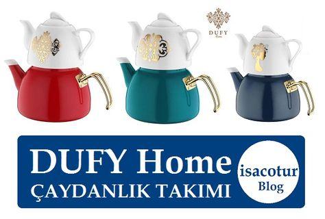 Dufy Home Çaydanlık Takımı