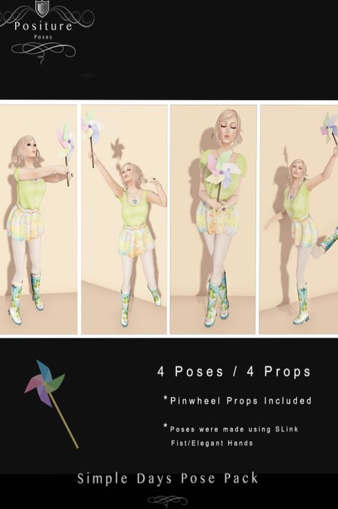 Positure Poses