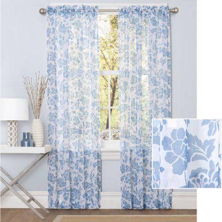23e6a28158616c1d6a30fc16a83915b0 - Better Homes And Gardens 84 Inch Sheer Window Panel