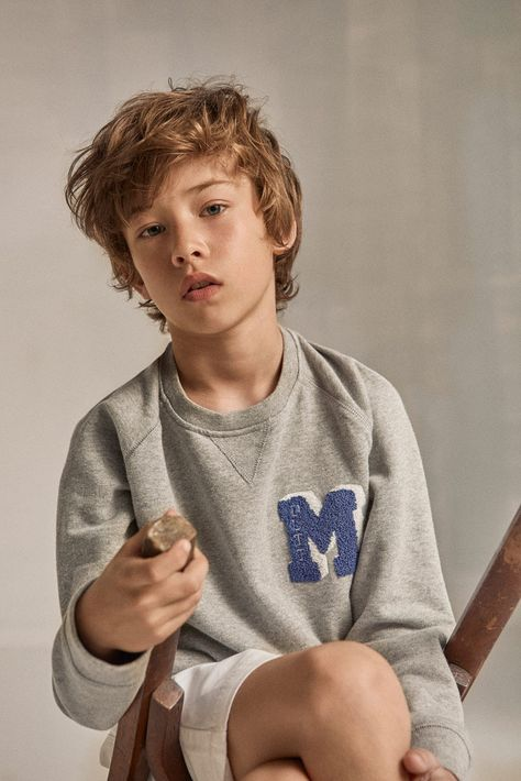 "Massimo Dutti Boys ""Bohemian Touch"" 2017 – kids on the runway"