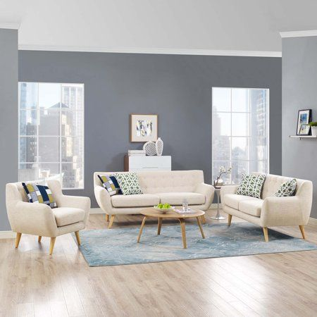 Modway Remark 3 Piece Living Room Set Multiple Colors Size 32 5