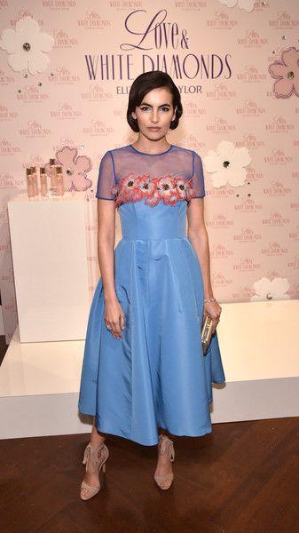 Actress Camilla Belle co-hosts Elizabeth Taylor Love & White Diamonds New Fragrance Launch.