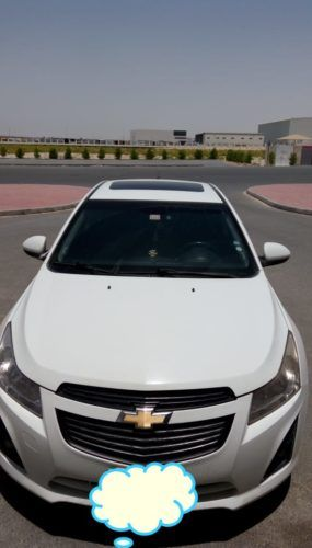 2013 Model Chevrolet Cruze Full Option Car For Sale In Dubai