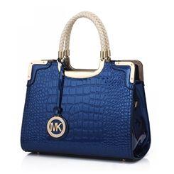 New Arrival Luxury Croco Handbags For Women