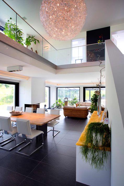 Kiefernallee Variante 1 von Gussek Haus Wohnzimmer Diseño de - wohnideen wohnzimmer mediterran