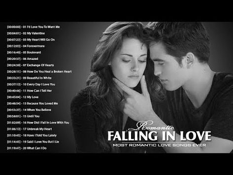 Best Romantic Songs Love Songs Playlist 2018 Great English Love Songs Collection HD - YouTube
