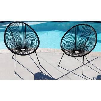 Prime Mcclay Outdoor Hammock Weave Patio Chair In 2019 Studio Gmtry Best Dining Table And Chair Ideas Images Gmtryco