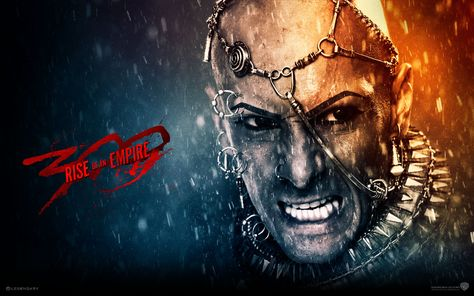 Rodrigo Santoro as Xerxes – 300: Rise of an Empire | Live HD Wallpapers
