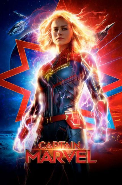 Captain Marvel 2019 Espanol Latino Nuevas Hd 720p Pelicula Completa Marvel Movie Posters Captain Marvel Trailer Marvel Films