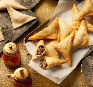 Afghanische Sambosa Afghanisches Rezept Rezepte Arabische Gerichte