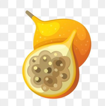 Egg Fruit Passion Fruit Passionflower Summer Fruit Fruit Clipart Cartoon Fruit Hand Drawn Fruit Png And Vector With Transparent Background For Free Download Summer Fruit Fruit Clipart Fruit Cartoon