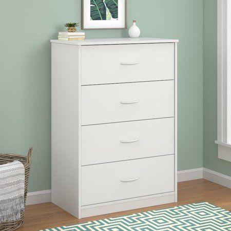 Home Dresser Furniture Storage Furniture Bedroom 4 Drawer Dresser