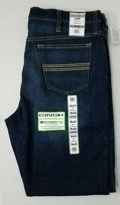 Cinch Mens Silver Label Slim-Fit Jean