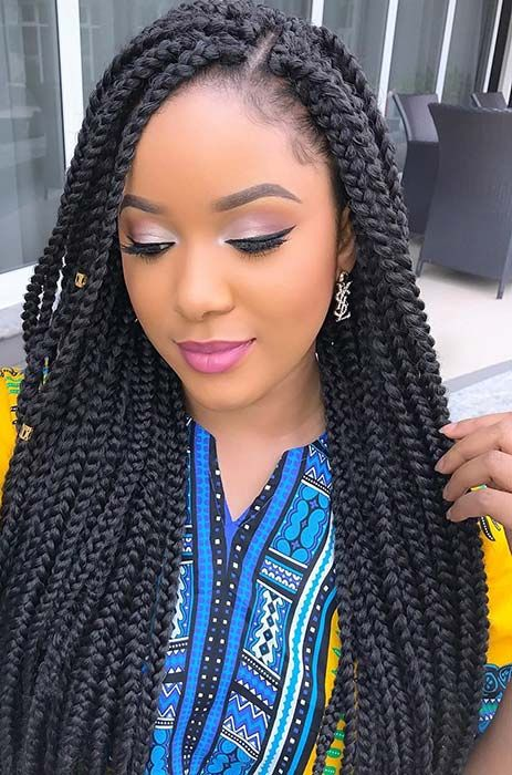 Crochet Box Braids
