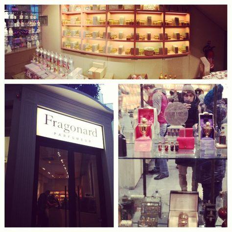 Musée Du Parfum Fragonard à Paris 香水 Pinterest Parfum