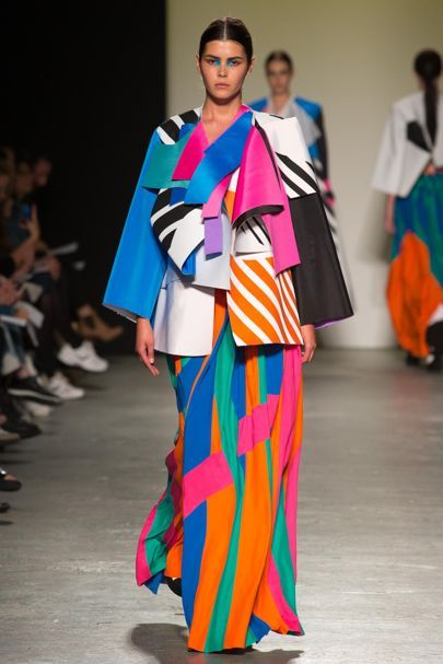 See all the Collection photos from Westminster University Spring/Summer 2015 Ready-To-Wear now on British Vogue