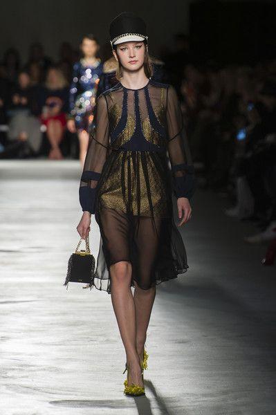 No. 21 At Milan Fashion Week Fall 2018 - The Most Beautiful Runway Dresses From Milan Fashion Week Fall 2018 - Photos