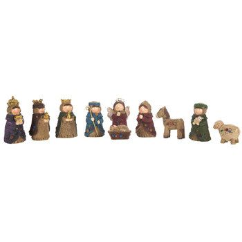 Children S Nativity Set Christmas Nativity Set Three Wise Men Nativity