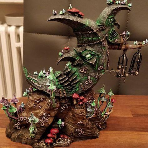 Gloomspite Gitz Bad Moon Loonshrine Warhammer Age of Sigmar GAMES WORKSHOP