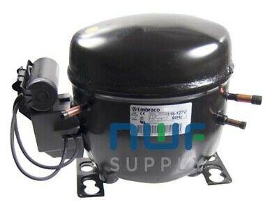 Ad Ebay Sub Zero 7002026 Replacement Refrigeration Compressor 1 4 Hp R 134a 840 Btu