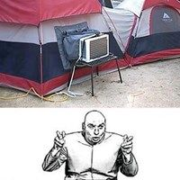 There's Probably a TV and Video Games Inside as Well... - Cheezburger