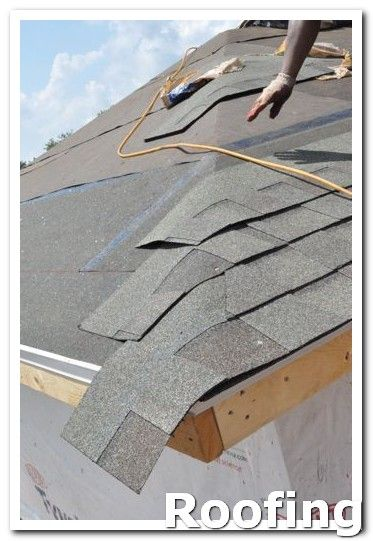 Roofing Tips When You Re Planning On Installing A New Roof Choosing A Material Mainly Comes Down To How Building A Deck Hip Roof Architectural Shingles